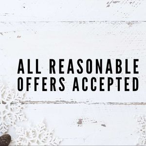 Other - 🦋Reasonable offers accepted🦋